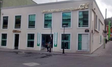 Persiste deuda de Mineral de la Reforma con CFE de cerca de medio millón de pesos