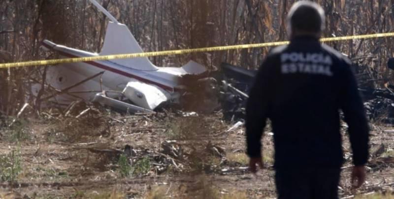 Revelarán informe detallado de accidente donde murió Moreno Valle y Érika Alonso el 25 de octubre