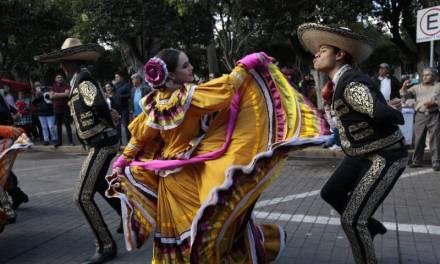 Arranca Festival Internacional del Folklor