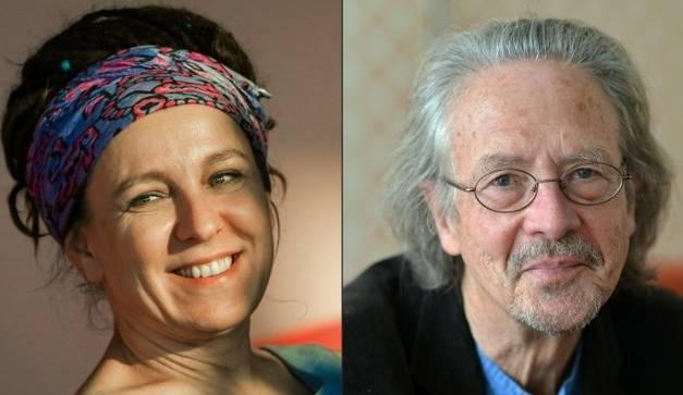 Olga Tokarczuk y Peter Handke ganadores del Nobel de Literatura