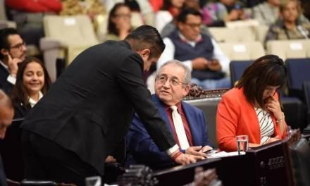 Morena entregará Junta de Gobierno el 16 de octubre