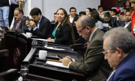 Desconoce bancada del PRI la sesión extraordinaria celebrada en el Congreso local