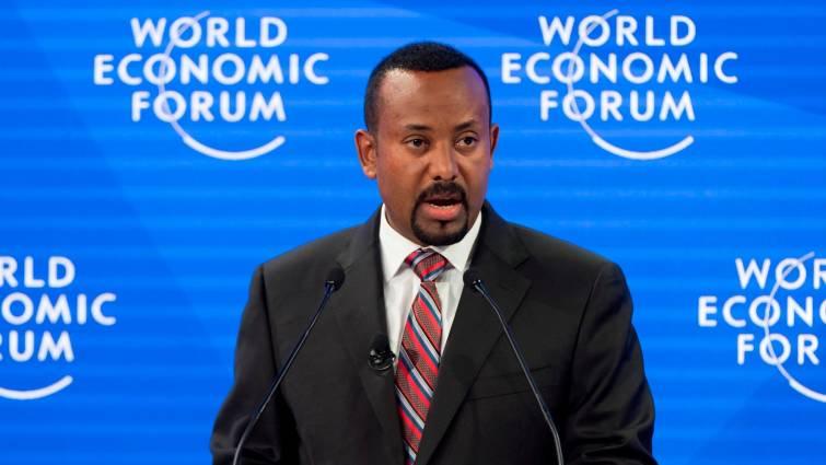 Abiy Ahmed fue nombrado premio Nobel de la Paz