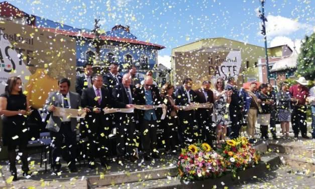 «Festival Internacional del Paste alcanza para todos»: Palafox Hernández