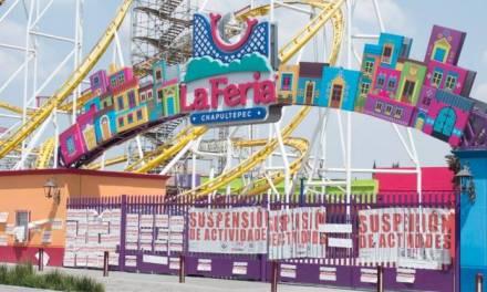 Feria de Chapultepec cierra sus puertas