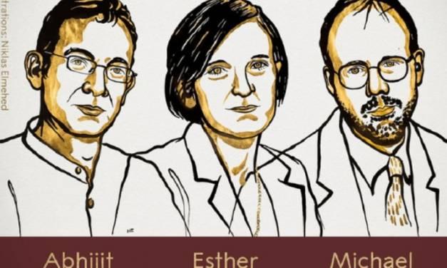 Abhijit Banerjee, Esther Duflo y Michael Kremer, Premio Nobel de Economía