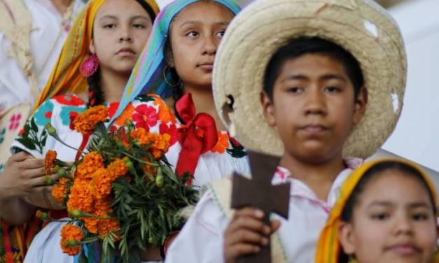 Xantolo, la fiesta de los muertos llegó a Pachuca