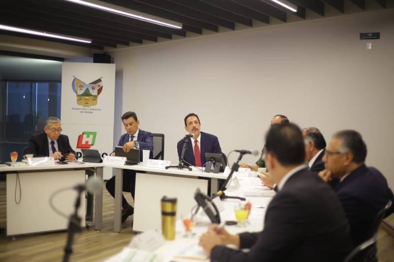 Coordinación, clave en la construcción de la paz y la seguridad: Fayad