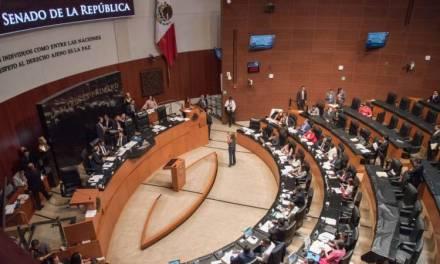 Avalan consulta popular y revocación de mandato en el Senado
