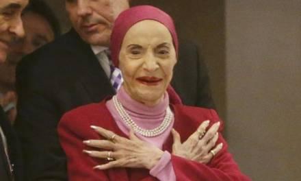 Falleció la bailarina cubana Alicia Alonso