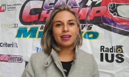 Campeonato Regional de Automovilismo se suma a la causa contra el cáncer de mama