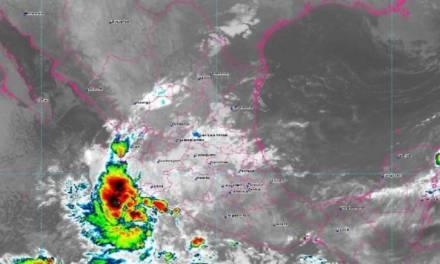 Prevalece potencial de lluvias en Hidalgo