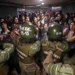 Persisten enfrentamientos en Chile pese al Estado de Emergencia