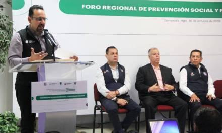 Celebra SSPH Foro Regional de Prevención y Participación