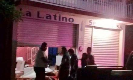 Ataque armado a bar de Veracruz deja dos muertos