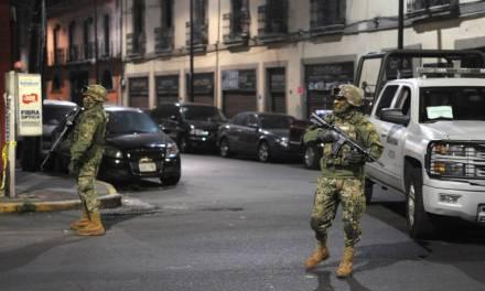 Detinen a 36 presuntos integrantes de la Unión Tepito