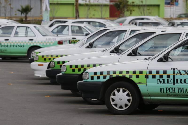 Tema de taxímetros sigue en proceso