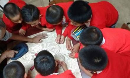 Historias de adversidad infantil se encuentran en Ciudad de los Niños