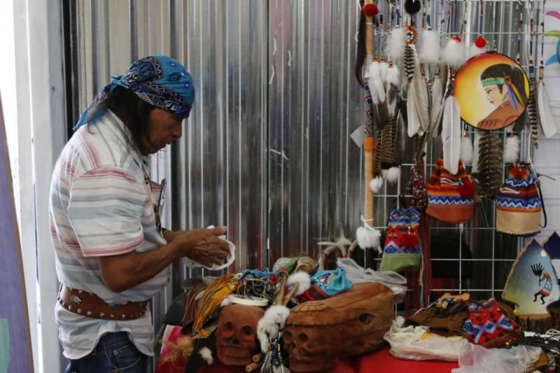 El color y la tradición de México se reúne en el primer Tianguis de Pueblos Mágicos