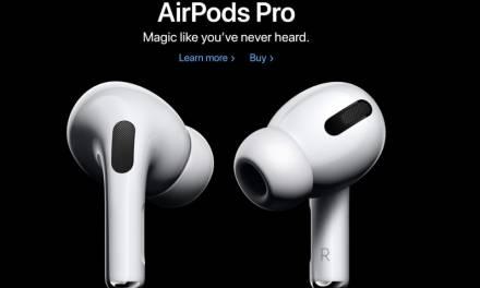 Apple anuncia nuevos AirPods Pro