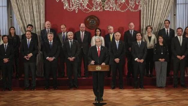 Anuncia Piñera cambios en su gabinete
