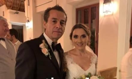 Exalcalde de Tequisquiapan se casa con su nuera