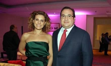 Karime Macías, esposa de Duarte, fue detenida en Londres