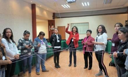 IHM realiza talleres regionales para capacitar a Instancias Municipales de Mujeres