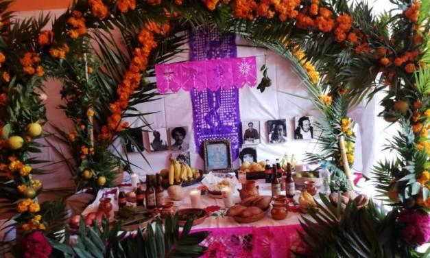 En Huehuetla, los preparativos para el altar de muertos empiezan cuatro semanas antes