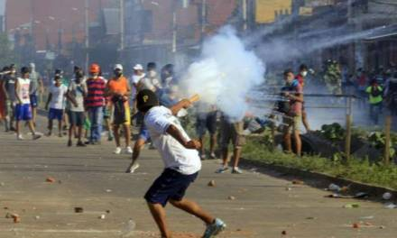 Enfrentamientos en Bolivia dejan dos muertos, tras cuestionadas elecciones