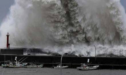 Hagabis: el tifón más poderoso de la historia moderna azotó Japón
