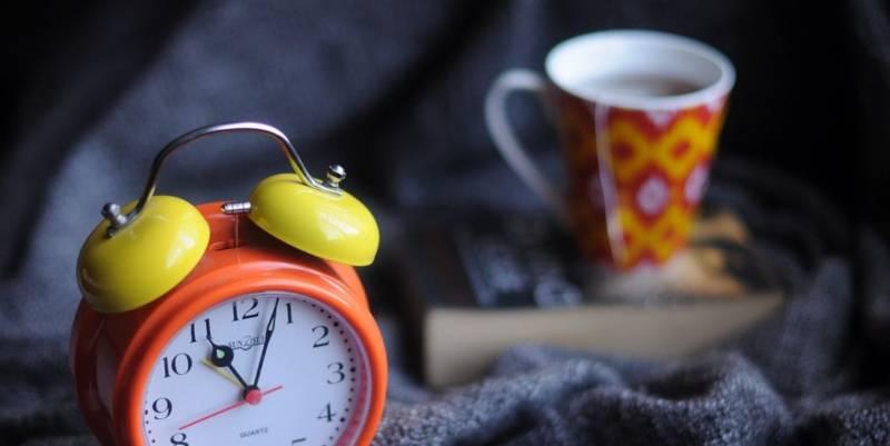 Cambio de horario desajusta rutinas
