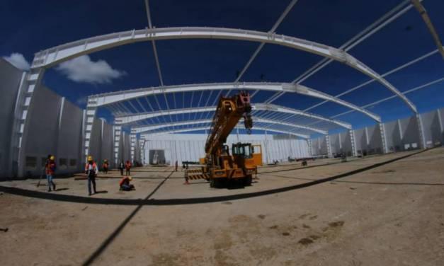 Constructoras de Hidalgo están riesgo de quiebre por falta de obras federales