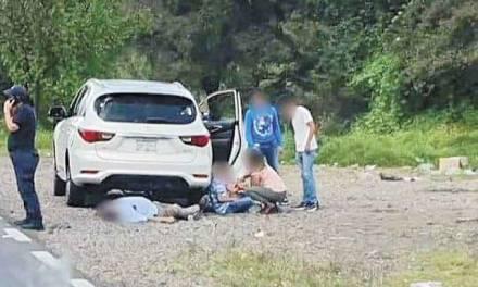 Asesinan a un hombre y a su hijo de seis años por resistirse a un asalto