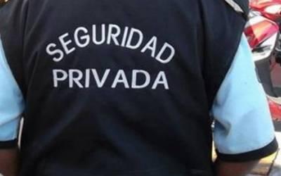Detectan empresas de seguridad privada irregulares, en MR