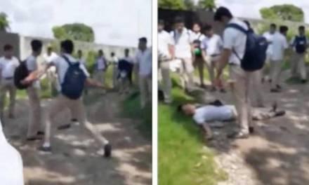 Estudiante pierde la vida al recibir un puñetazo en pelea escolar