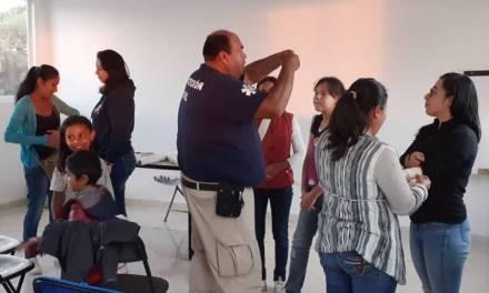 PC Tolcayuca prepara nuevos cursos para la población en general