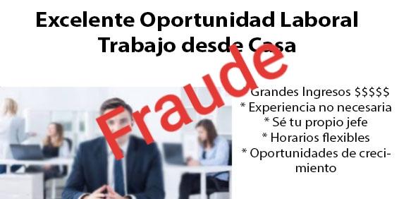 STPSH  Alerta sobre ofertas de trabajo que son fraude