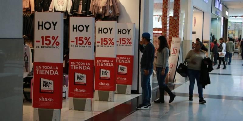 Cada vez el Buen Fin causa mayor desconfianza en el consumidor