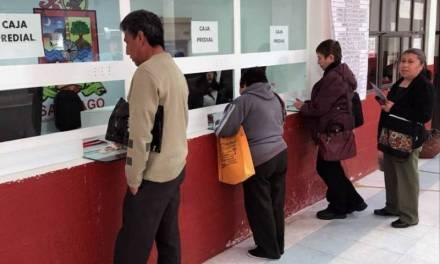 Implementan campaña de descuentos en predial y agua en Santiago Tulantepec