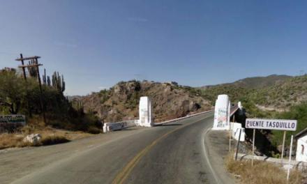 Hombres armados  asaltan en carreteras del Valle del Mezquital
