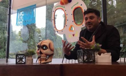 Exvocalista de Elefante grabará CD-DVD solista en Actopan