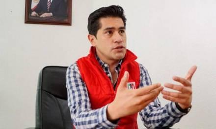 Iniciará PRI construcción de plataforma electoral: Oscar Pérez