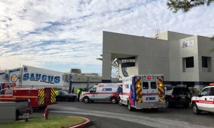Detienen a presunto responsable de tiroteo en escuela de Santa Clarita, California