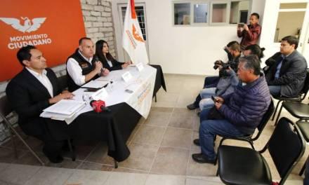 Movimiento Ciudadano tendría 26 candidatos indígenas de cara a renovación de ayuntamientos