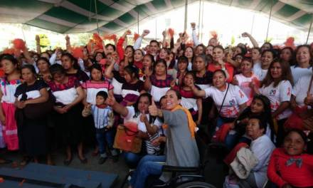 PRI Hidalgo empodera a mujeres para competir por cargos públicos