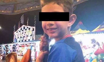 Encuentran cadáver de niño de 6 años secuestrado hace una semana por su exchofer