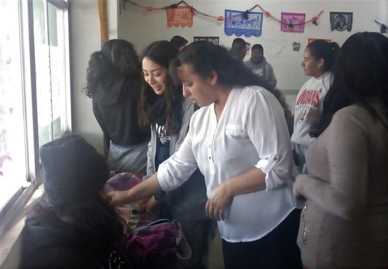 Realizan operativo mochila en COBAEH Tolcayuca