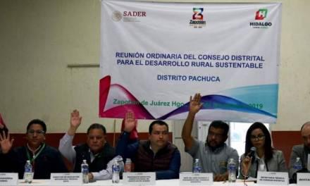 Zapotlán, sede de la Reunión Ordinaria del Consejo Distrital para el Desarrollo Sustentable