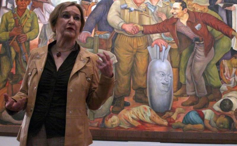 Muere artista plástica Rina Lazo